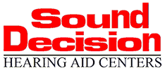 Sound Decision Hearing Aid Centers Logo